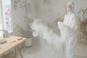 Pomona Cleaning Services Covid Fog Sanitation